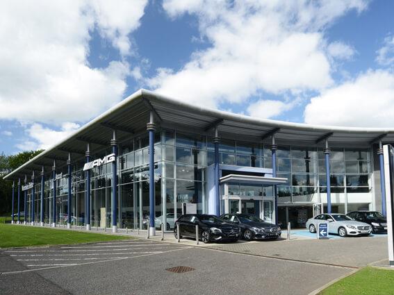 Bristol street motors jobs automotive jobs for Mercedes benz service advisor salary