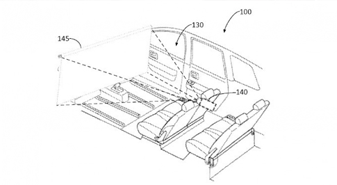 Ford patents autonomous vehicle entertainment system