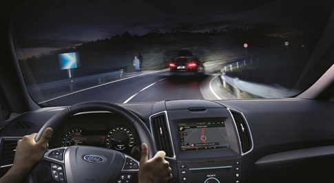 Ford adds Glare Free Highbeam tech to premium models