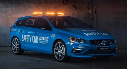 Volvo Builds World's Safest Safety Car