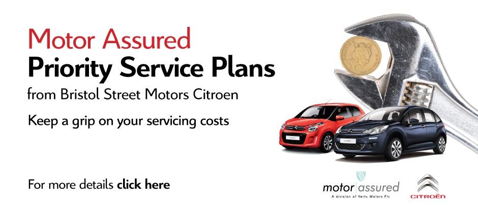 Citroen Priority Service Offer