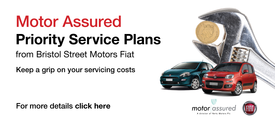 Fiat Priority Service Offer