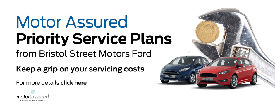 Ford Bristol Street Priority Service Offer