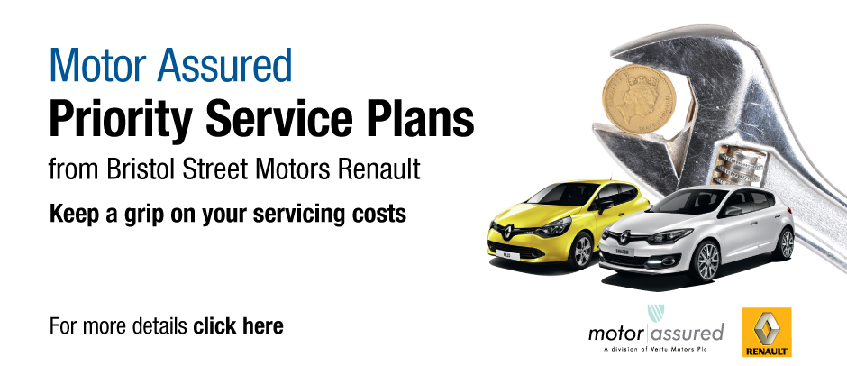Renault Priority Service Offer