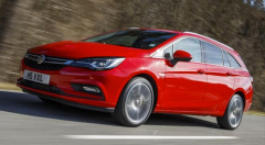 New Vauxhall Astra Sports Tourer Gains Great Reviews