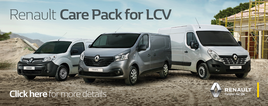 Renault Care Pack for LCV BB