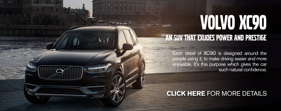 Volvo xc90 page