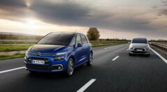 Citroen C4 Picasso and Grand C4 Picasso MPV get a makeover