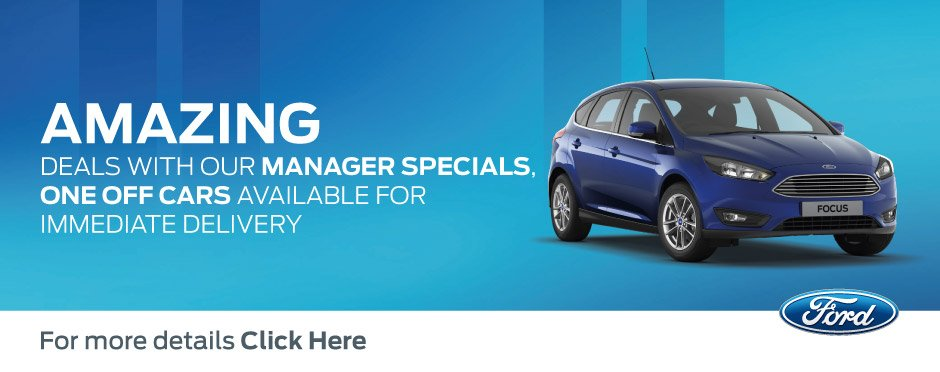 Ford Manager Specials BB