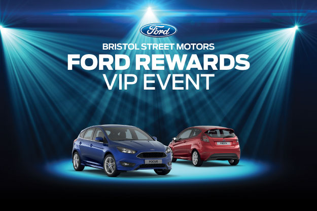 Ford Rewards VIP Event