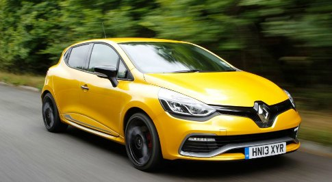 New 2016 Renault Clio Renaultsport revealed