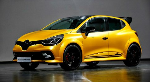 Renault�s Clio RS16 will be its fastest ever car