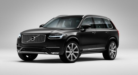 Record Sales for Volvo