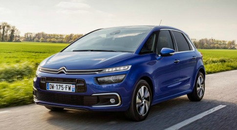Citro�n C4 Picasso and Grand C4 Picasso Get a Makeover