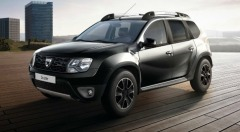 Dacia Duster Receives All-New Peak Trim Level �Black Touch'