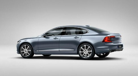 Volvo S90 and V90 Gain New Performance Package