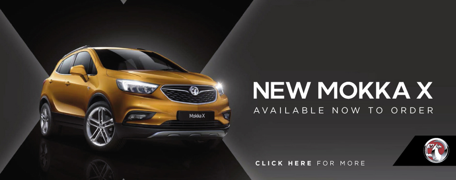 Vauxhall Mokka X Available To Order