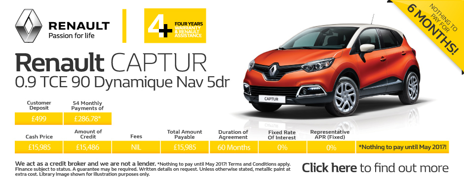 renault captur deals new renault captur for sale bristol street motors. Black Bedroom Furniture Sets. Home Design Ideas