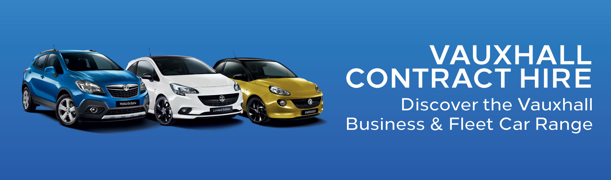 Vauxhall Contract Hire