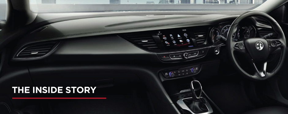 """Vauxhall Insignia Inside Story"