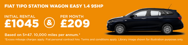 Fiat Tipo Estate Contract Hire