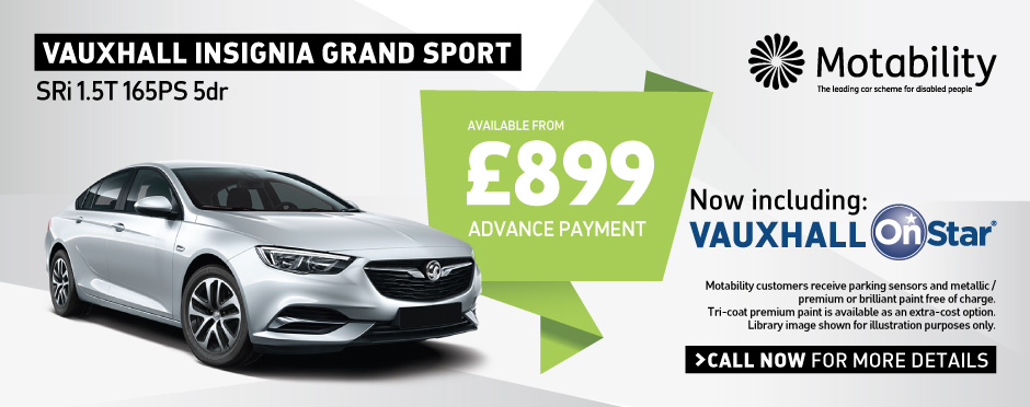 The New Vauxhall Insignia Grand Sport 1.5T Design
