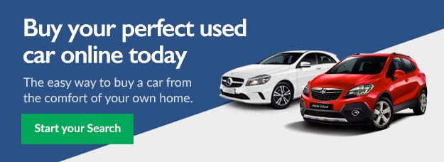 Buy your perfect used car online today