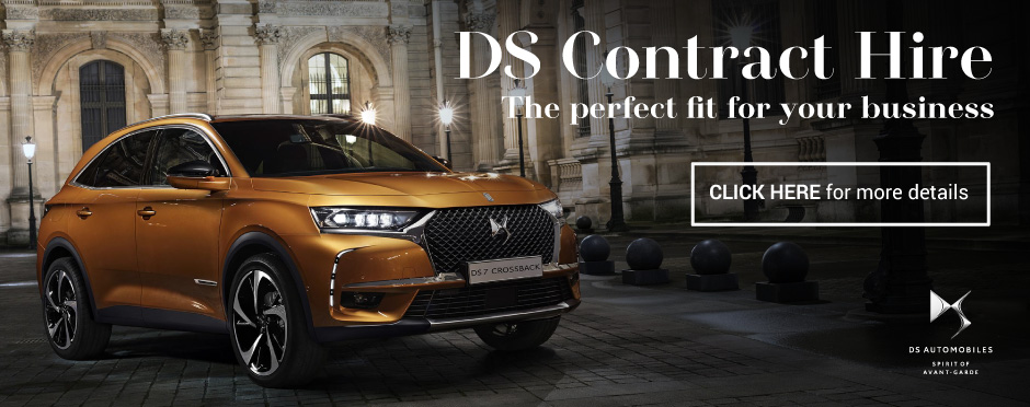 DS Contract Hire Page