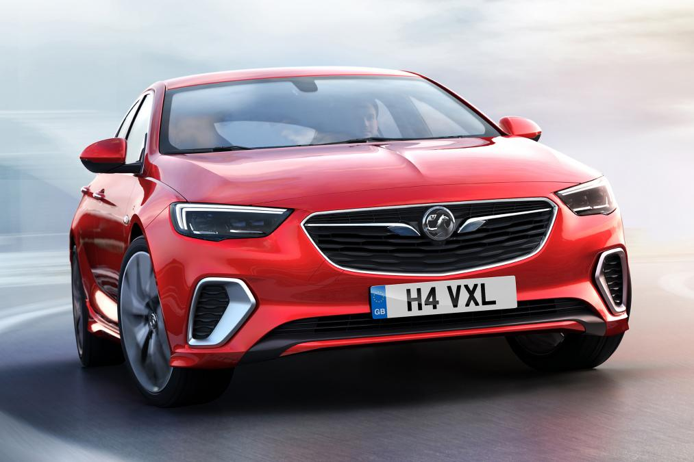 Everything you need to know about the Vauxhall Insignia GSi