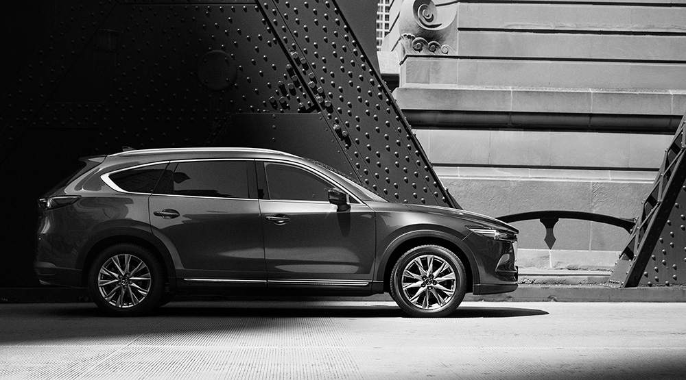 Sneak Peak: New Mazda CX-8 Crossover