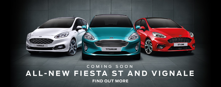 The All New Ford Fiesta