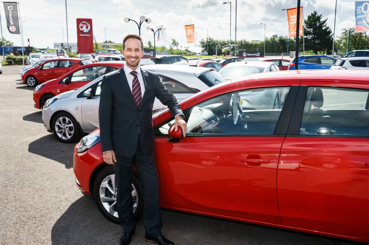 Vauxhall Carlisle appoints new general manager