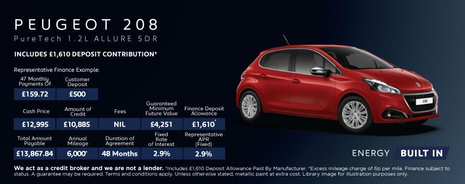 New Peugeot Deals New Peugeot Cars For Sale Bristol