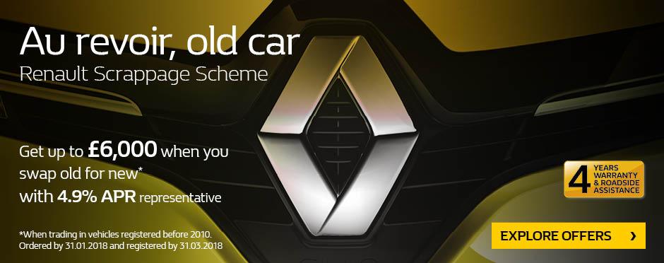 Renault Captur Deals New Renault Captur For Sale