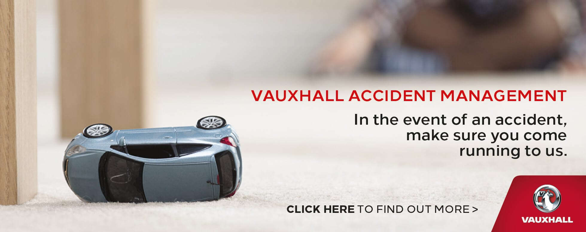 Vauxhall Accident Management BB