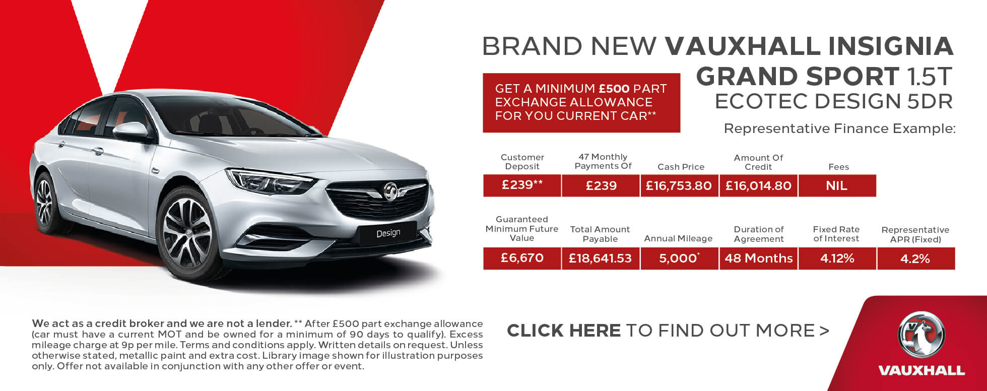 The New Vauxhall Insignia Grand Sport 1.5T Design BB