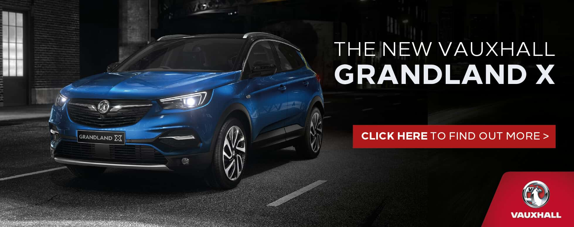 The New Vauxhall Grandland X