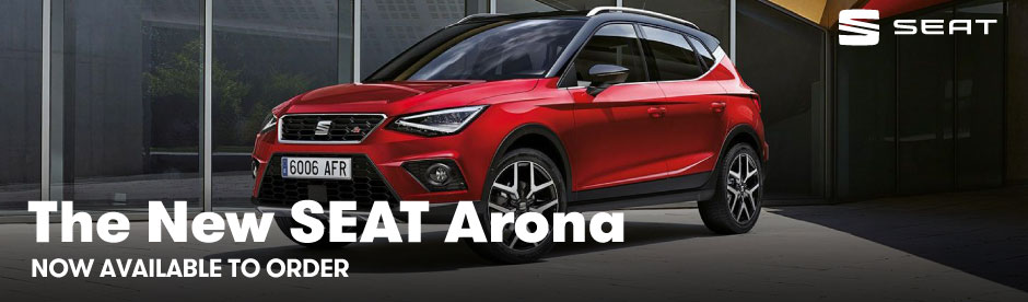 SEAT New Arona - Contacts