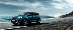 Everything you need to know about the new Peugeot 5008