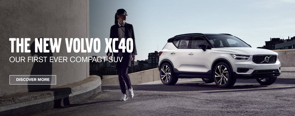 All-New Volvo XC40 BB