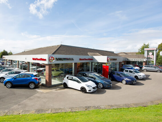 Vauxhall car dealers cornwall