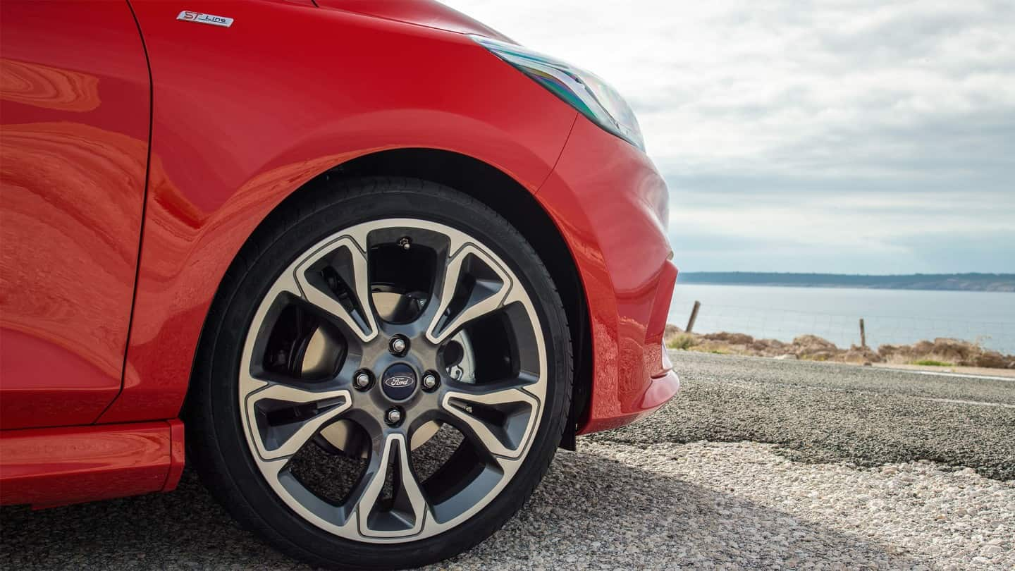 Ford Fiesta ST LIne Exterior Tyre