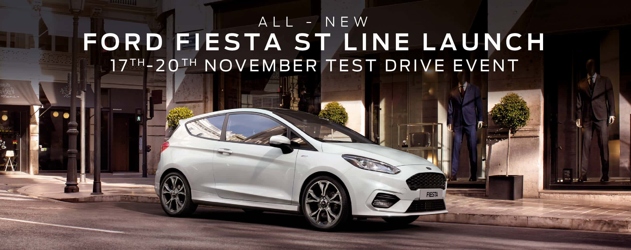 All-New Ford Fiesta ST Line Landing page BB