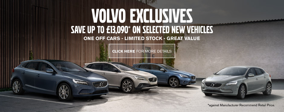 Volvo Managers Specials BB