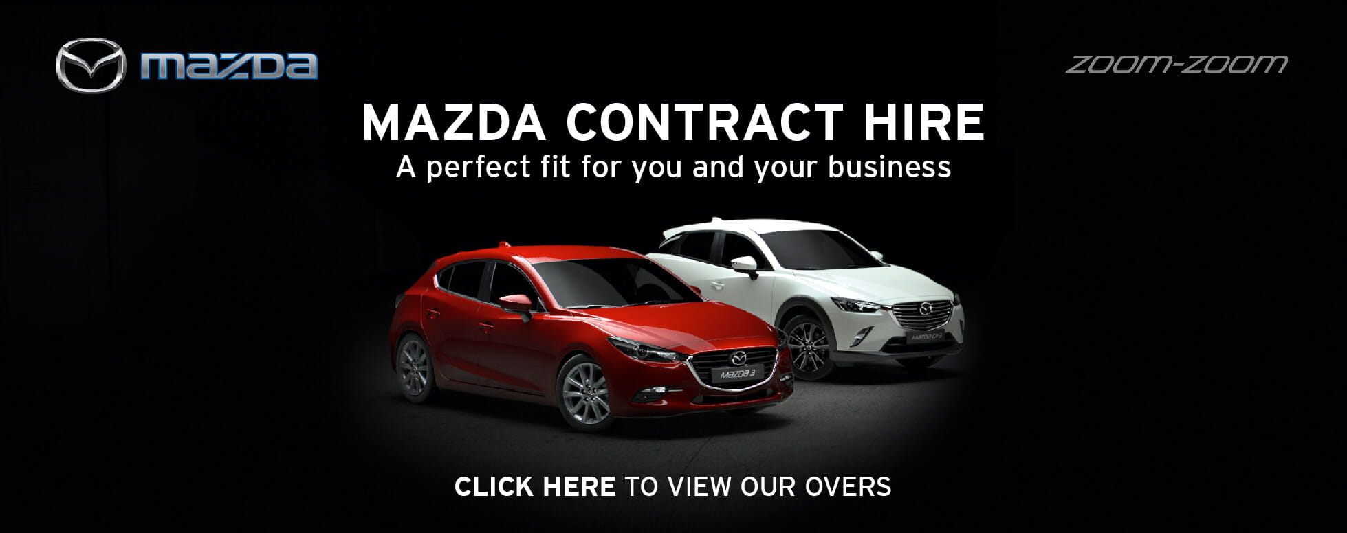 Mazda Contract Hire Offers