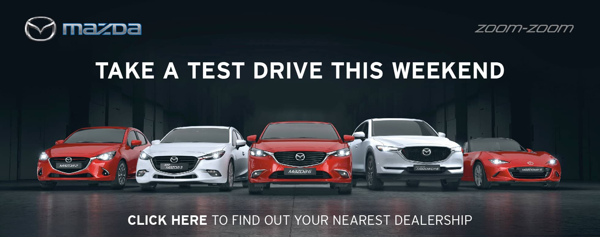 New Mazda deals   New Mazda cars for sale   Bristol Street Motors