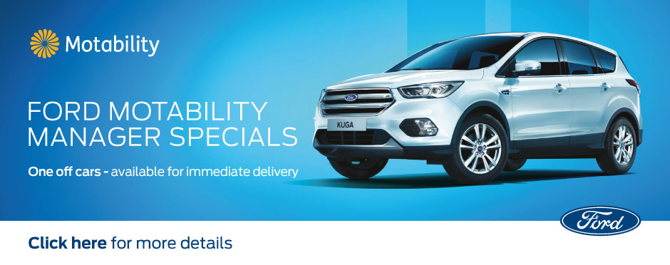 Ford Motability Manager Specials BB