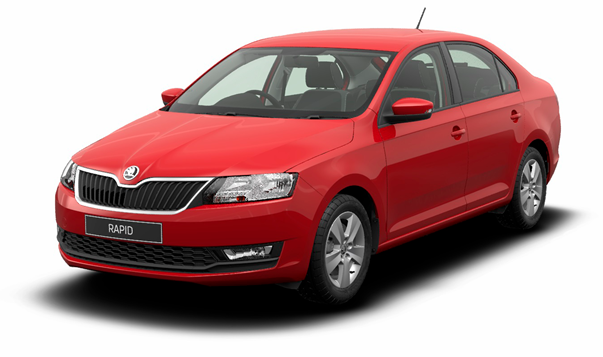 Four Reasons the SKODA Rapid Could Be Your Next Car