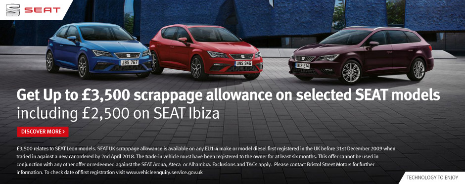 SEAT Scrappage