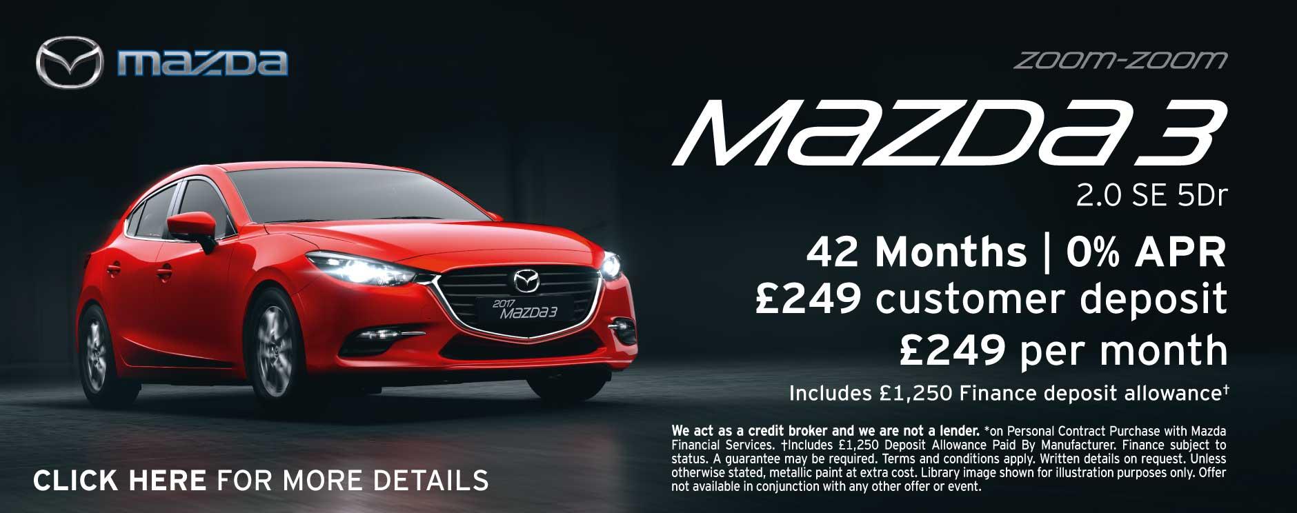 New Mazda Deals New Mazda Cars For Sale Bristol Street Motors - Mazda 0 apr